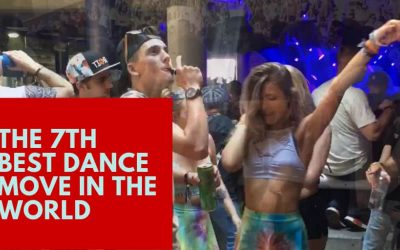 The 7th Best Dance Move in the World