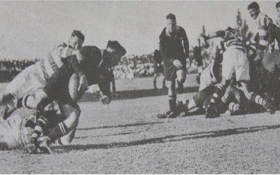 Rhodesia vs New Zealand All Blacks
