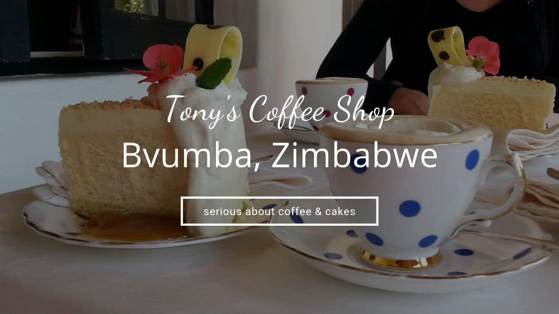 Tony's Coffee Shop Bvumba