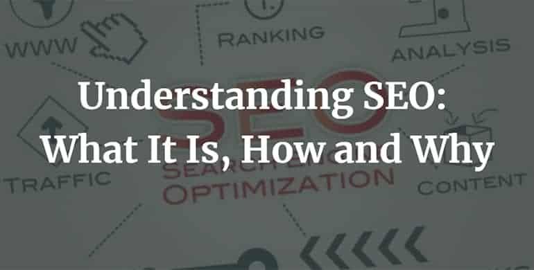 Understanding SEO