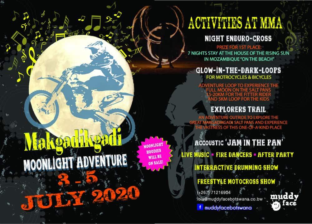 Makgadikgadi Moonlight Adventure 2020