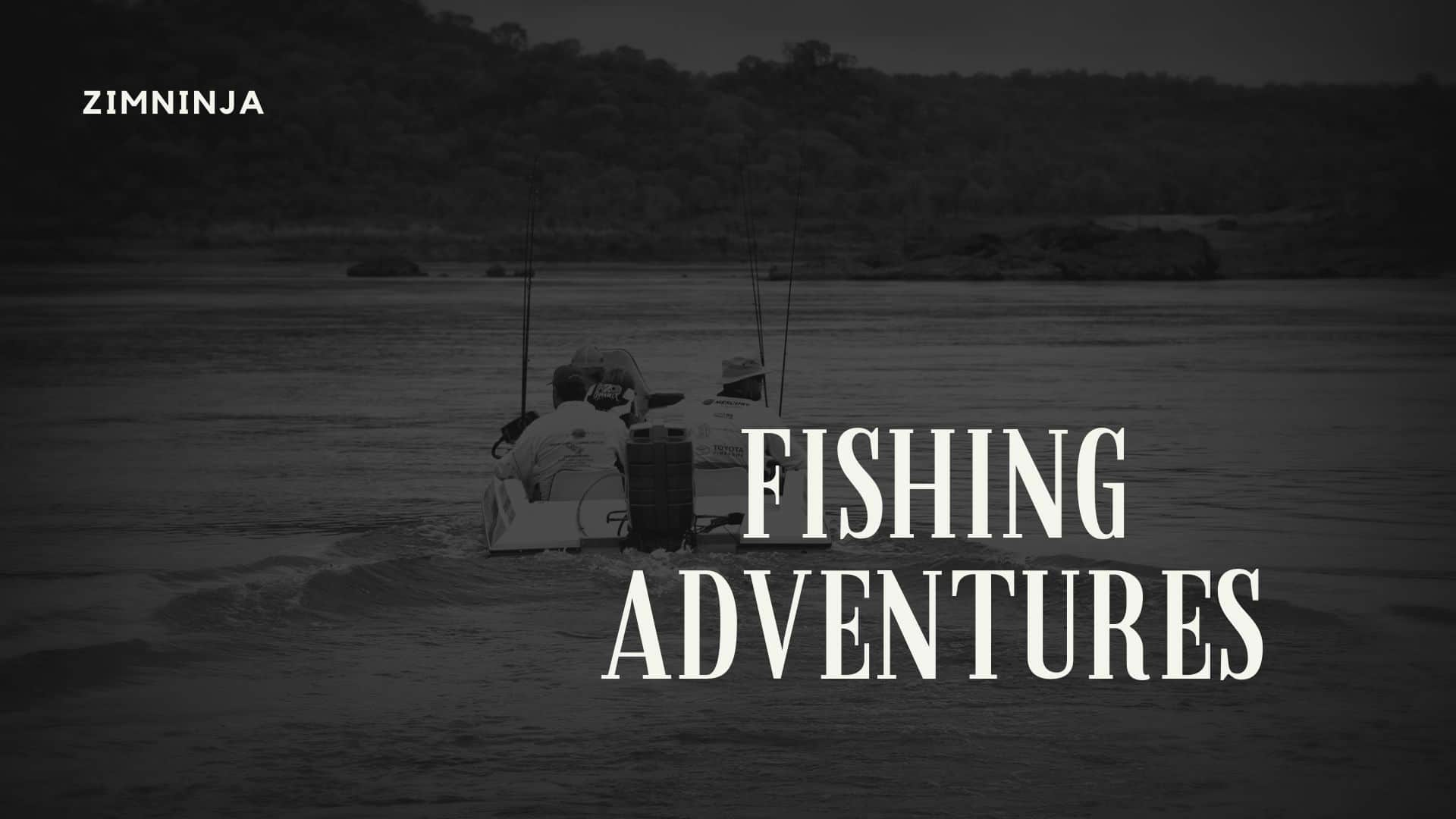 ZimNinja Fishing Adventures