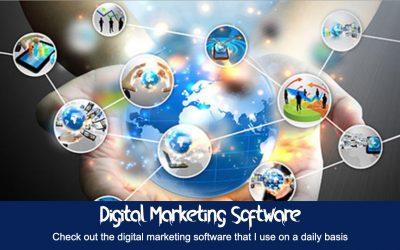 Digital Marketing Software