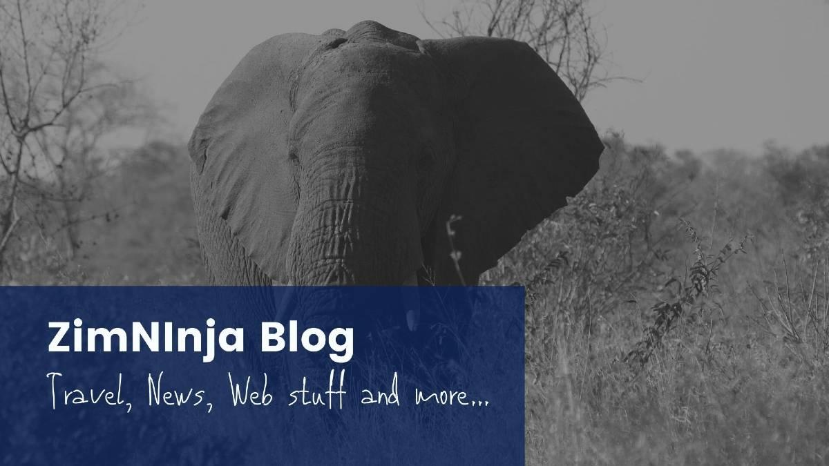 ZimNinja Blog
