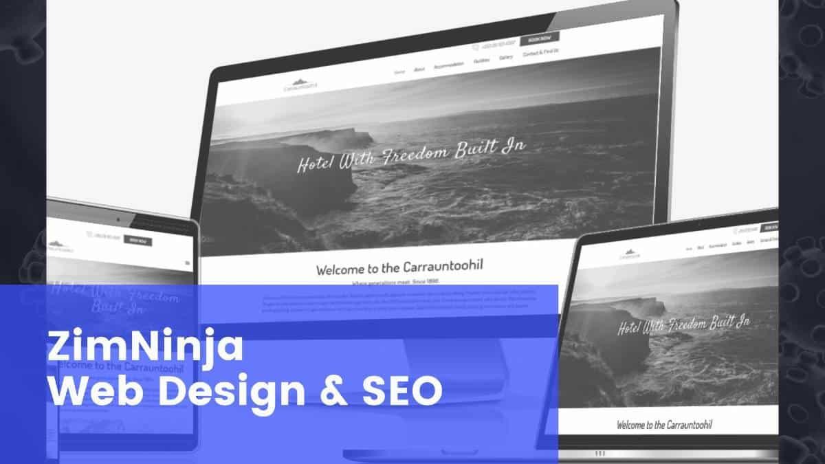 ZimNinja Web Design & SEO