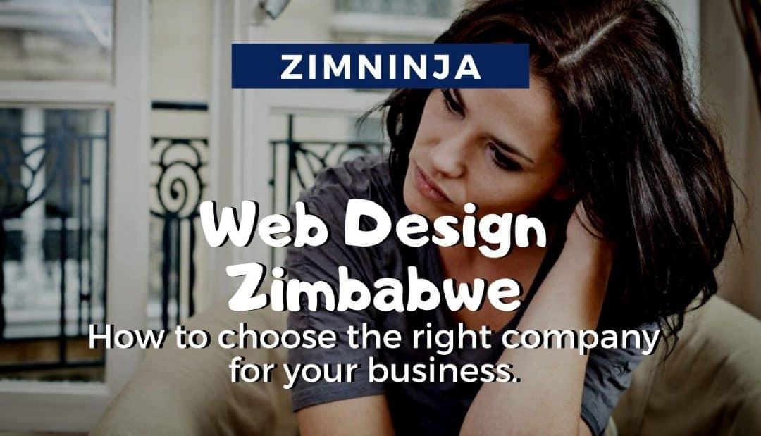 Web Design Zimbabwe