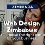 Website Design Company Zimbabwe